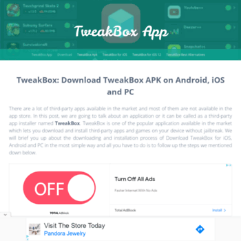 tweak box para android