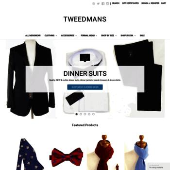 Tweedmansvintage.co.uk thumbnail