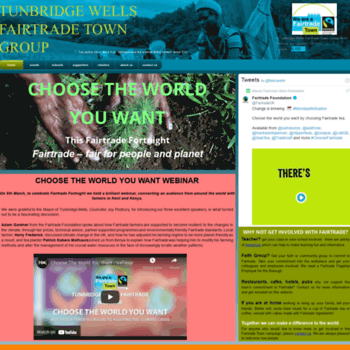 Twfairtrade.org.uk thumbnail