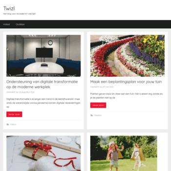 Twizl.nl thumbnail