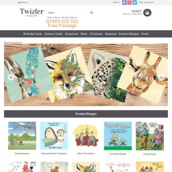 Twizler.co.uk thumbnail