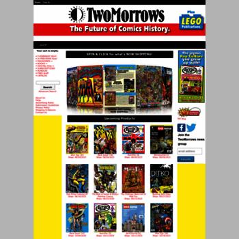Twomorrows.com thumbnail