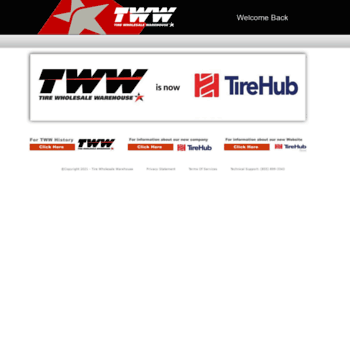 Tire Wholesale Warehouse >> Twwonline Com At Wi Welcome To Tww Tire Wholesale Warehouse