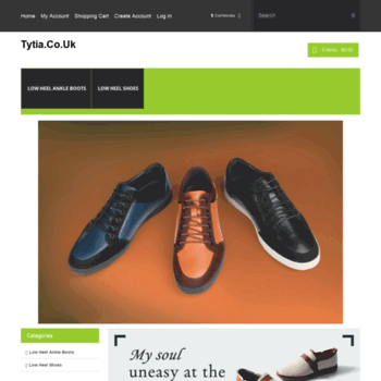 Tytia.co.uk thumbnail