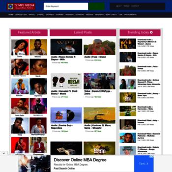 tzmp3 co tz at WI  Tanzania Latest Music Downloads