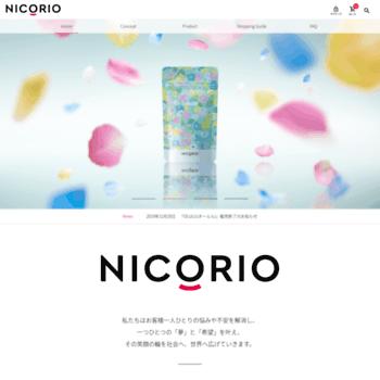 ニコ リオ オンライン ショップ Home|株式会社ニコリオ