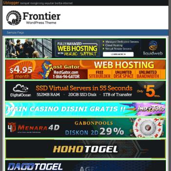 Ublogger.net thumbnail