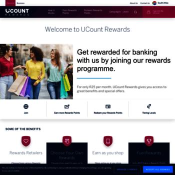 Ucount.standardbank.co.za thumbnail
