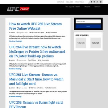 Ufcfight.us thumbnail