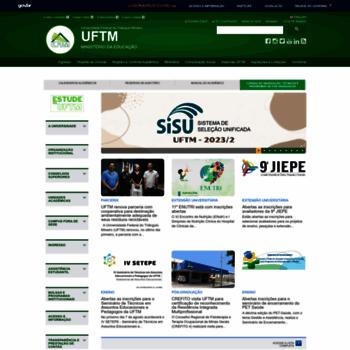 Uftm.edu.br thumbnail
