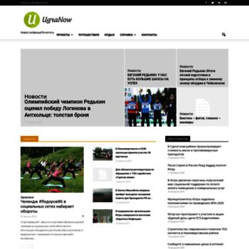 Ugranow.ru thumbnail