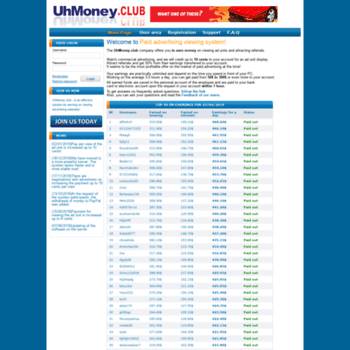 Uhmoney.club thumbnail