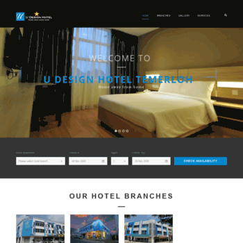 Uhotel.com.my thumbnail