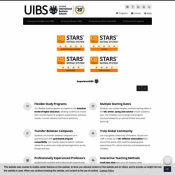 Uibs.org thumbnail