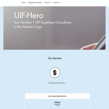 Uif-hero.co.za thumbnail
