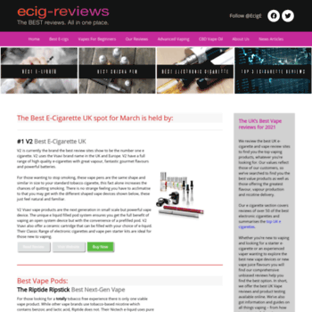Uk-ecig-reviews.co.uk thumbnail
