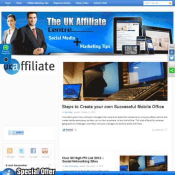 Ukaffiliate.org thumbnail