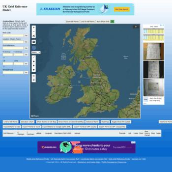 Grid Ref Finder >> Ukgr Dreamhosters Com At Wi Grid Reference Finder