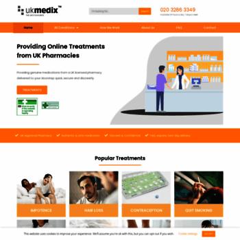 Ukmedix.co.uk thumbnail