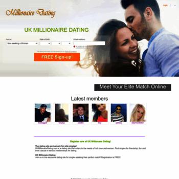 milioner dating free uk 10 razlike između druženja sa ženom i djevojkom