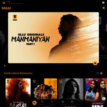 ullu app at Website Informer  ULLU  Visit ULLU