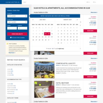 Ulm-hotels.com thumbnail