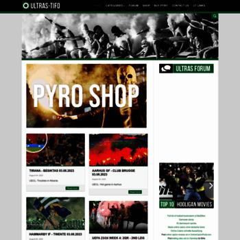 Ultras-tifo.net thumbnail