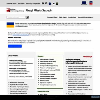 Um.szczecin.pl thumbnail