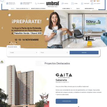Umbral.com.co thumbnail