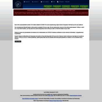 Unavailable.twc.texas.gov thumbnail