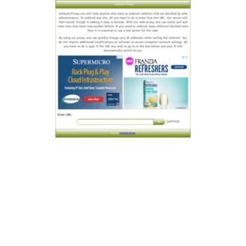 unblock-proxy com at WI  Unblock Proxy - Fast Free Web Proxy Server