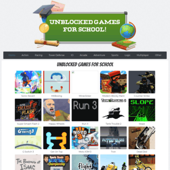 Unblocked-games-for-school.com thumbnail