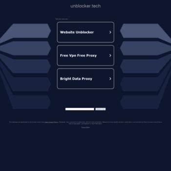 Unblocker.tech thumbnail