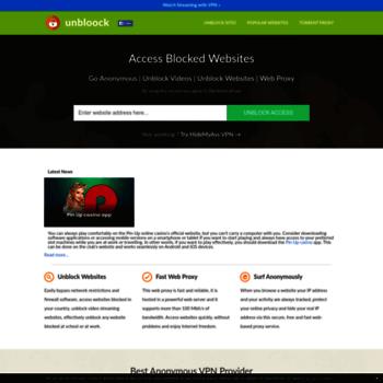 unbloock com at WI  Unblock Sites, Access Blocked Websites