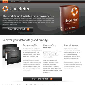 Undeleter.net thumbnail