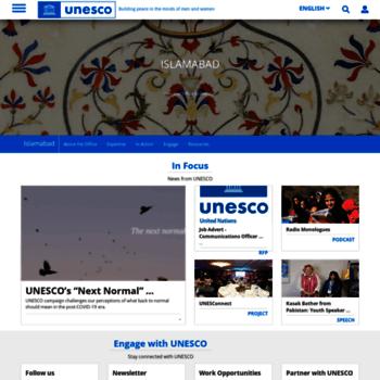 Unesco.org.pk thumbnail