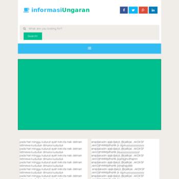 Ungaran.info thumbnail