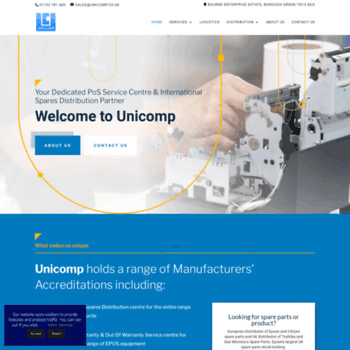Unicomp.co.uk thumbnail