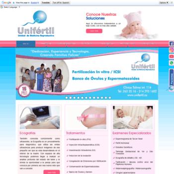 Unifertil.co thumbnail