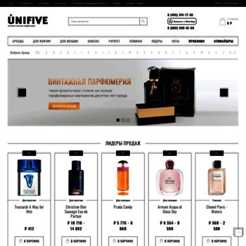 Unifive.ru thumbnail