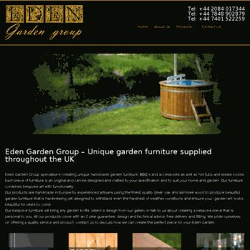 Uniquegardenfurniture.co.uk thumbnail