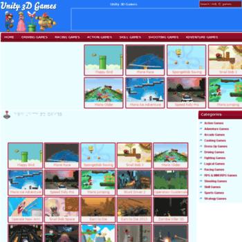 Unity3dgames.co.uk thumbnail