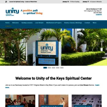 Unityofthekeys.org thumbnail