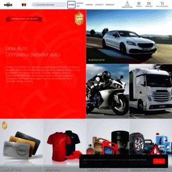 Unixauto.ro thumbnail