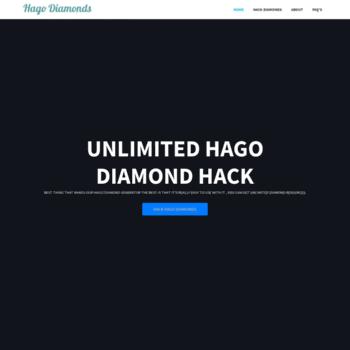 Unlimitedhagodiamond.xyz thumbnail