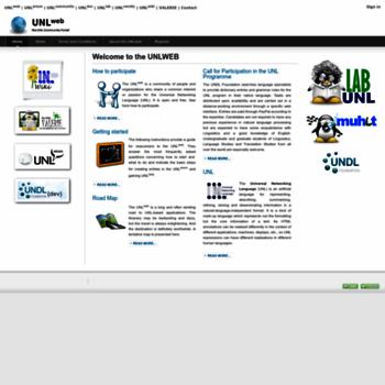 Unlweb.net thumbnail