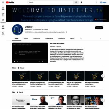 Untether.tv thumbnail