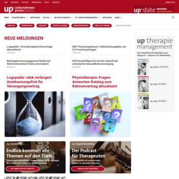 Up-aktuell.de thumbnail
