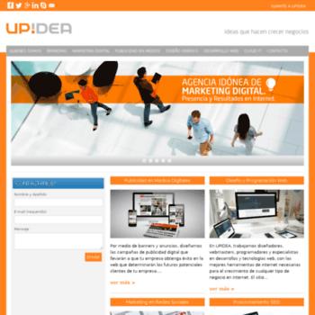 Upidea.net thumbnail