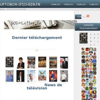 Uptobox-1fichier.fr thumbnail